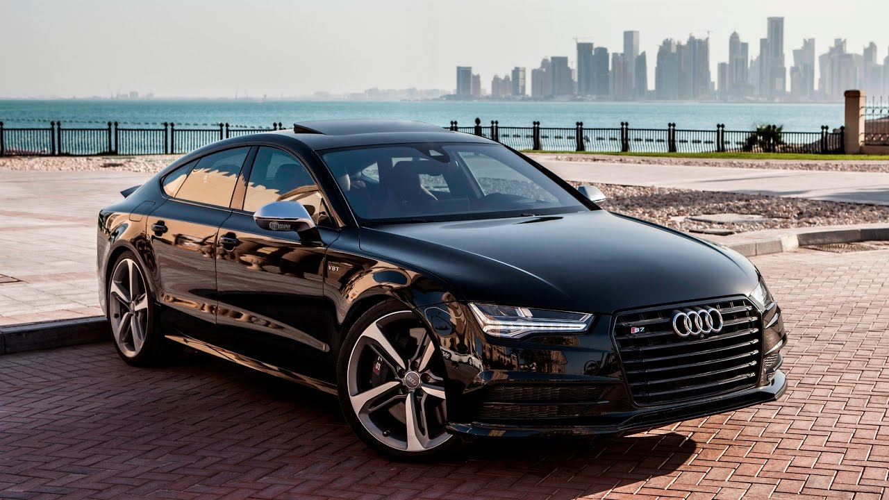 Reprogrammation Audi S7 4.0 TFSi 450