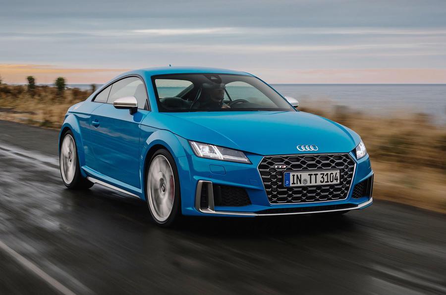 Reprogrammation Audi TT S (2.0 TFSI)  306