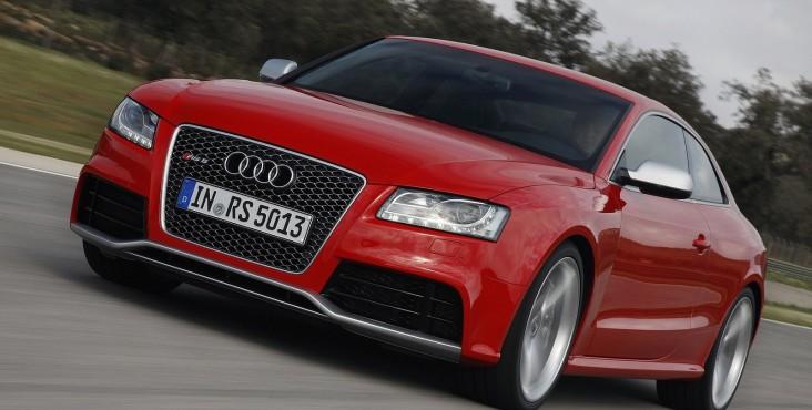 Reprogrammation Audi A5 4.2 V8  450