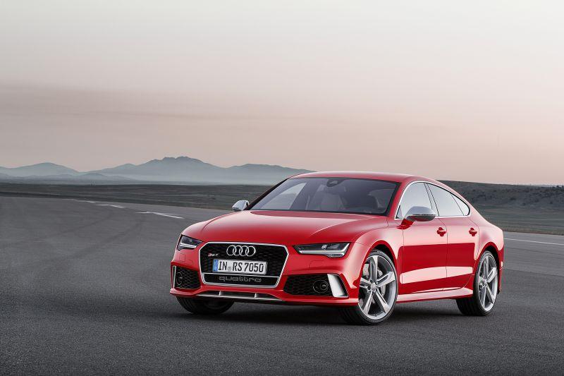 Reprogrammation Audi A7 4.0 TFSI 560