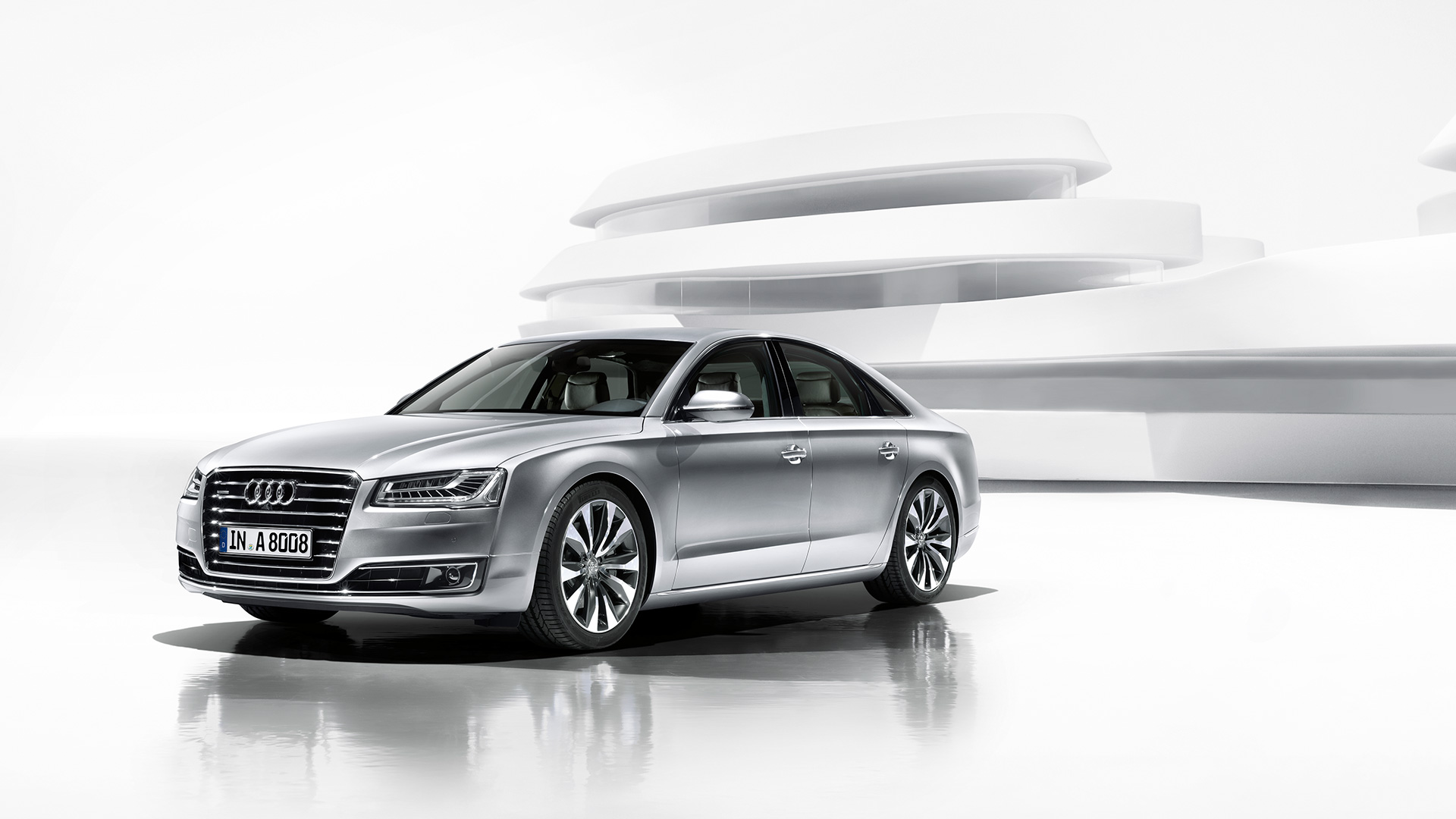 Reprogrammation Audi A8 3.0 TDI Quattro 204