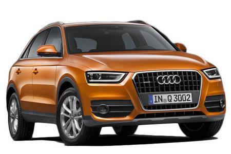 Reprogrammation Audi Q3 2.0 TFSI 211