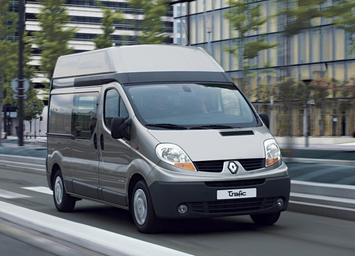 High Quality Tuning Files Renault Trafic 2.0 DCi 115hp
