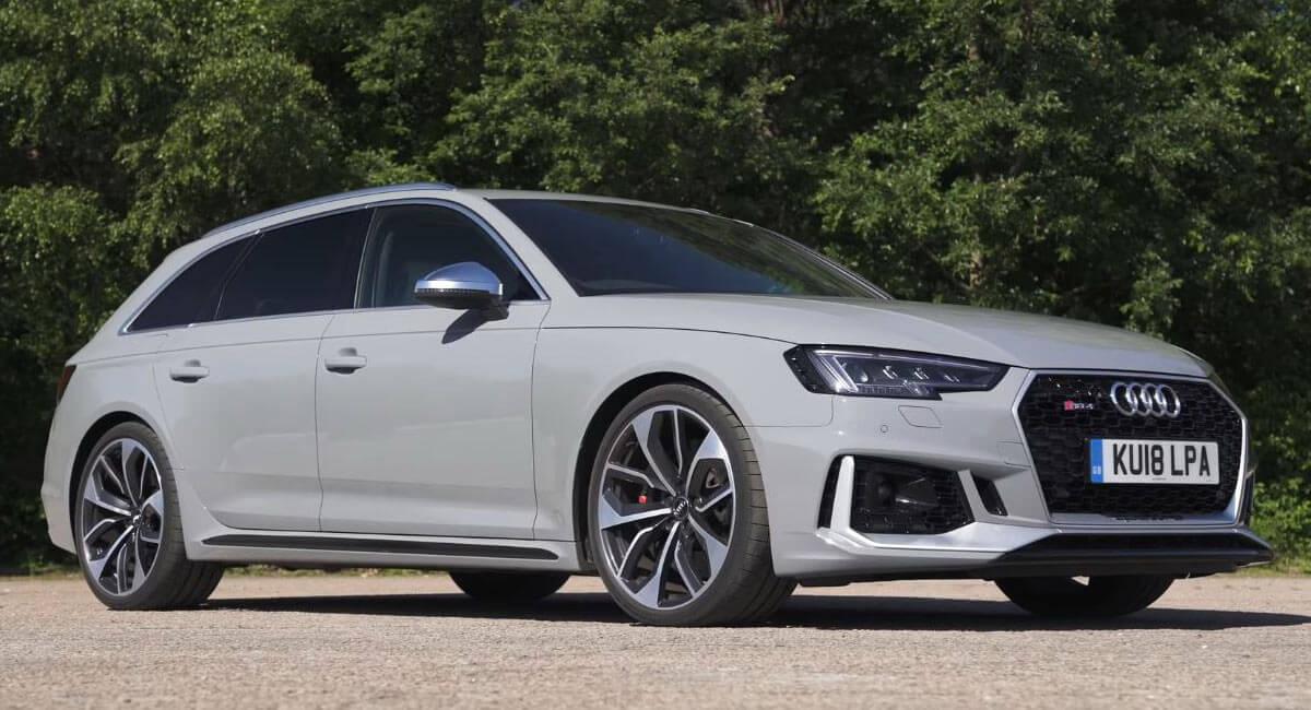 Reprogrammation Audi RS4 RS TFSI (2.9 V6 BiTurbo) 450