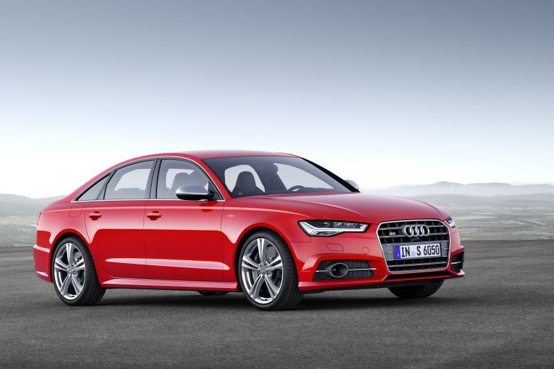 Reprogrammation Audi S6 4.0 TFSI 450