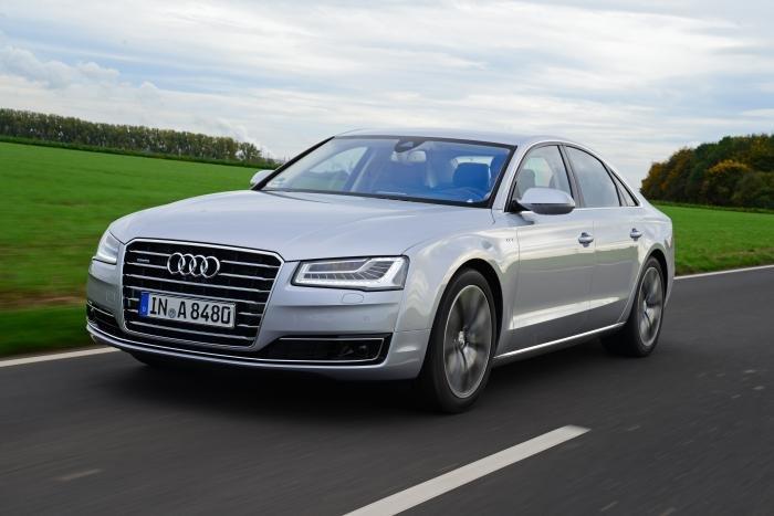Reprogrammation Audi A8 4.2 TDI 385