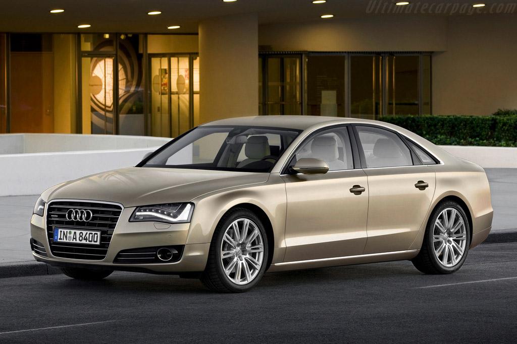 Reprogrammation Audi A8 4.2 TDI 350