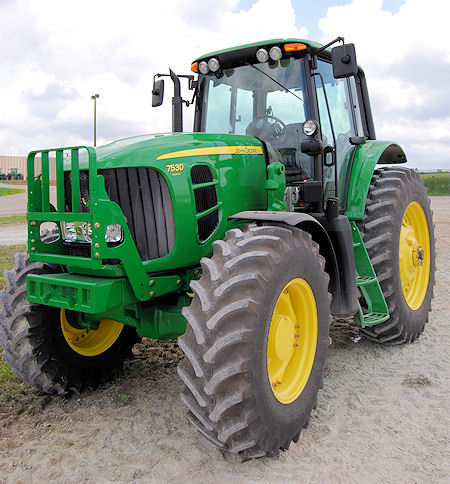 High Quality Tuning Files John Deere Tractor 7000 series