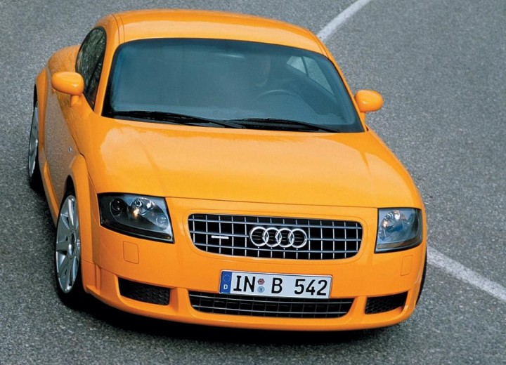 Reprogrammation Audi TT 1.8T 20V 180