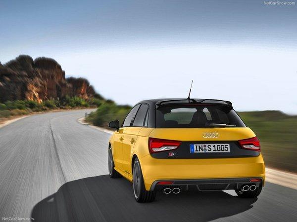 Reprogrammation Audi S1 2.0 TFSI 231