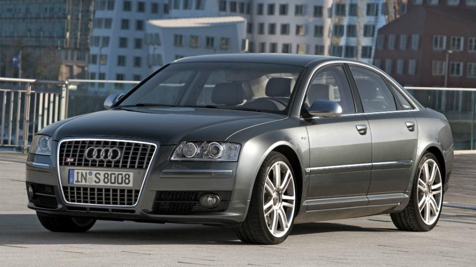 Reprogrammation Audi A8 3.0 V6  220