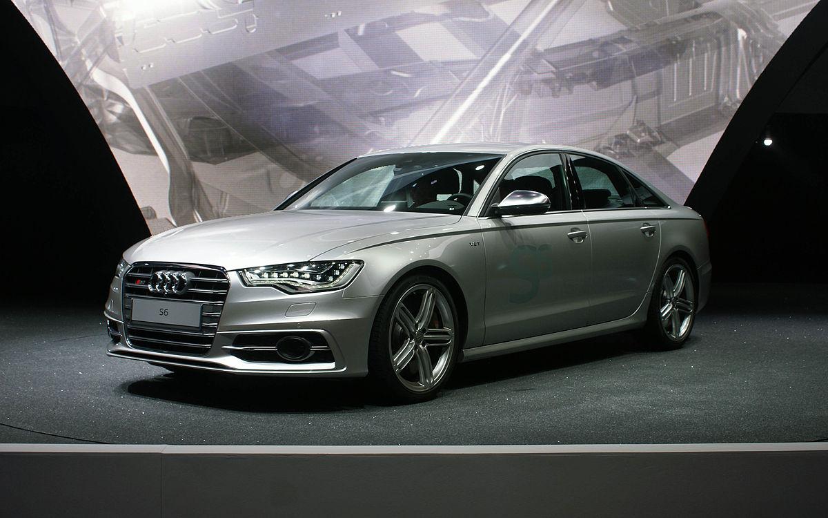 Reprogrammation Audi S6 4.0 TFSI 420
