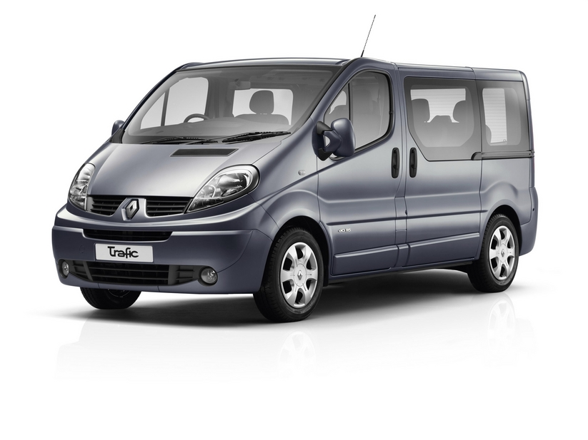 High Quality Tuning Files Renault Trafic 1.6 DCi 95hp