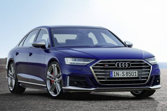 Reprogrammation Audi S8 4.0 V8 TFSI 571
