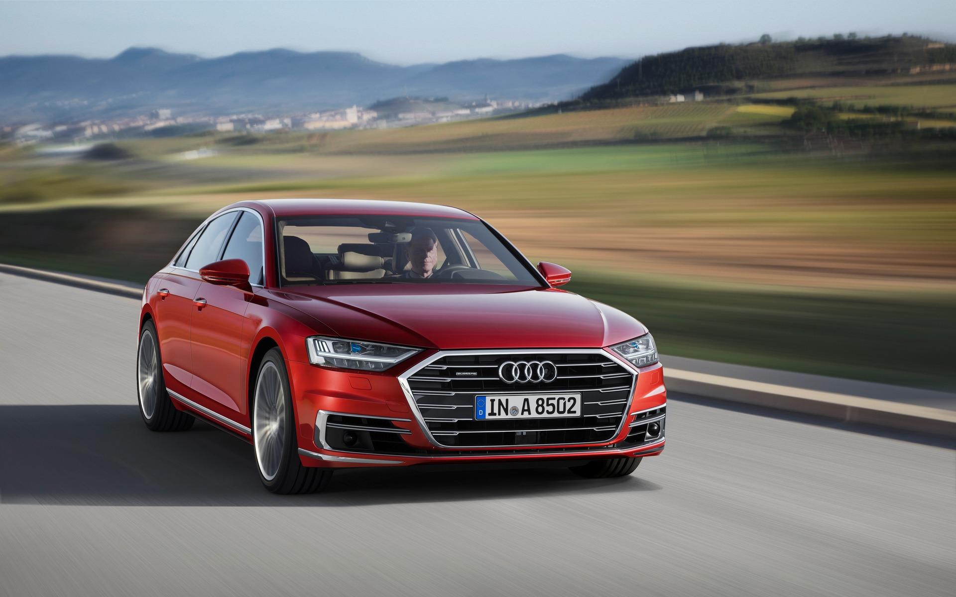 Reprogrammation Audi A8 50 TDI (3.0D) 286