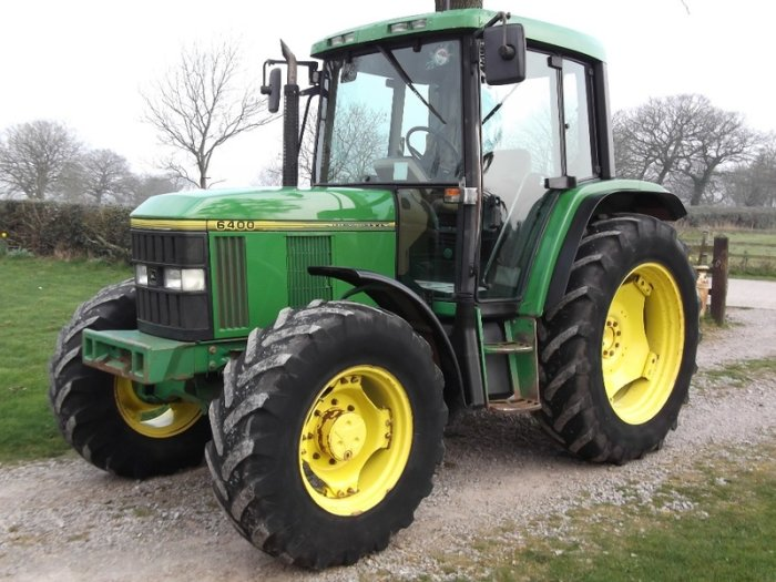 High Quality Tuning Files john-deere-tractor | Chip Tuning