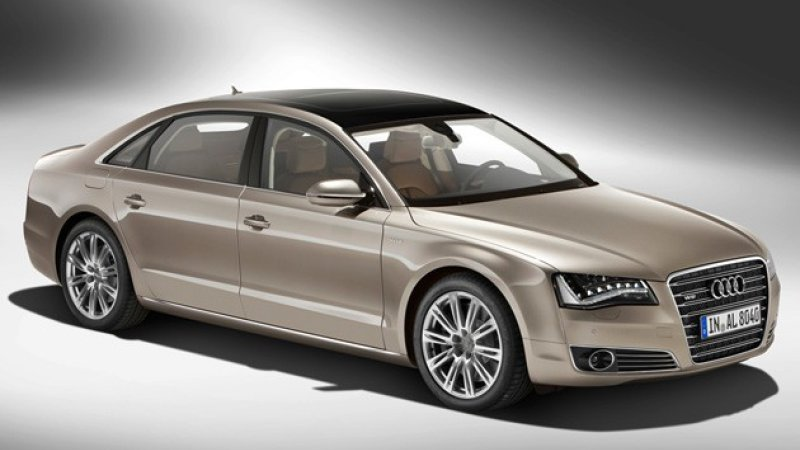 Reprogrammation Audi A8 6.0 W12 500