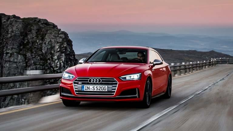 Reprogrammation Audi S5 3.0 TFSI 354