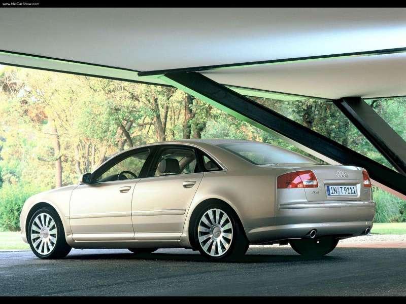 Reprogrammation Audi A8 6.0i W12  450