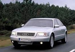 Reprogrammation Audi A8 2.5 TDI 150