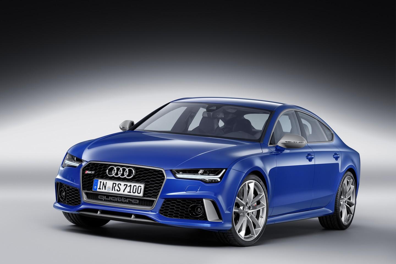 Reprogrammation Audi RS7 4.0 TFSI Performance 605