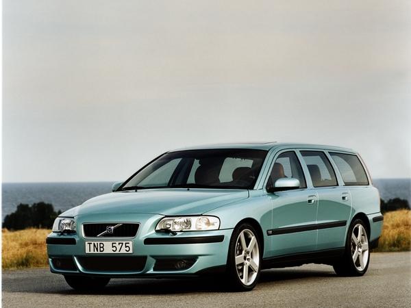 Reprogrammation Volvo V70 2.5T  197