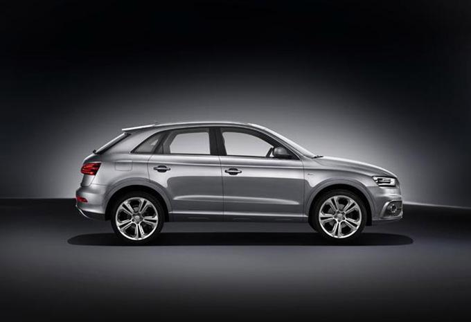 Reprogrammation Audi Q3 2.0 TDI CR 163