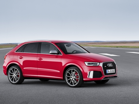 Reprogrammation Audi Q3 2.5 TFSI RS 310