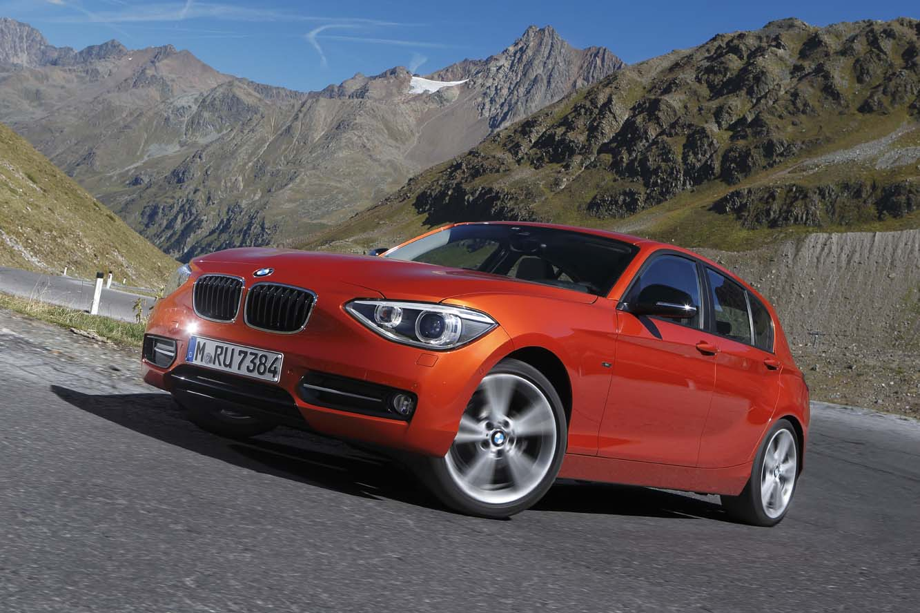 High Quality Tuning Files BMW 1 serie 118D  143hp