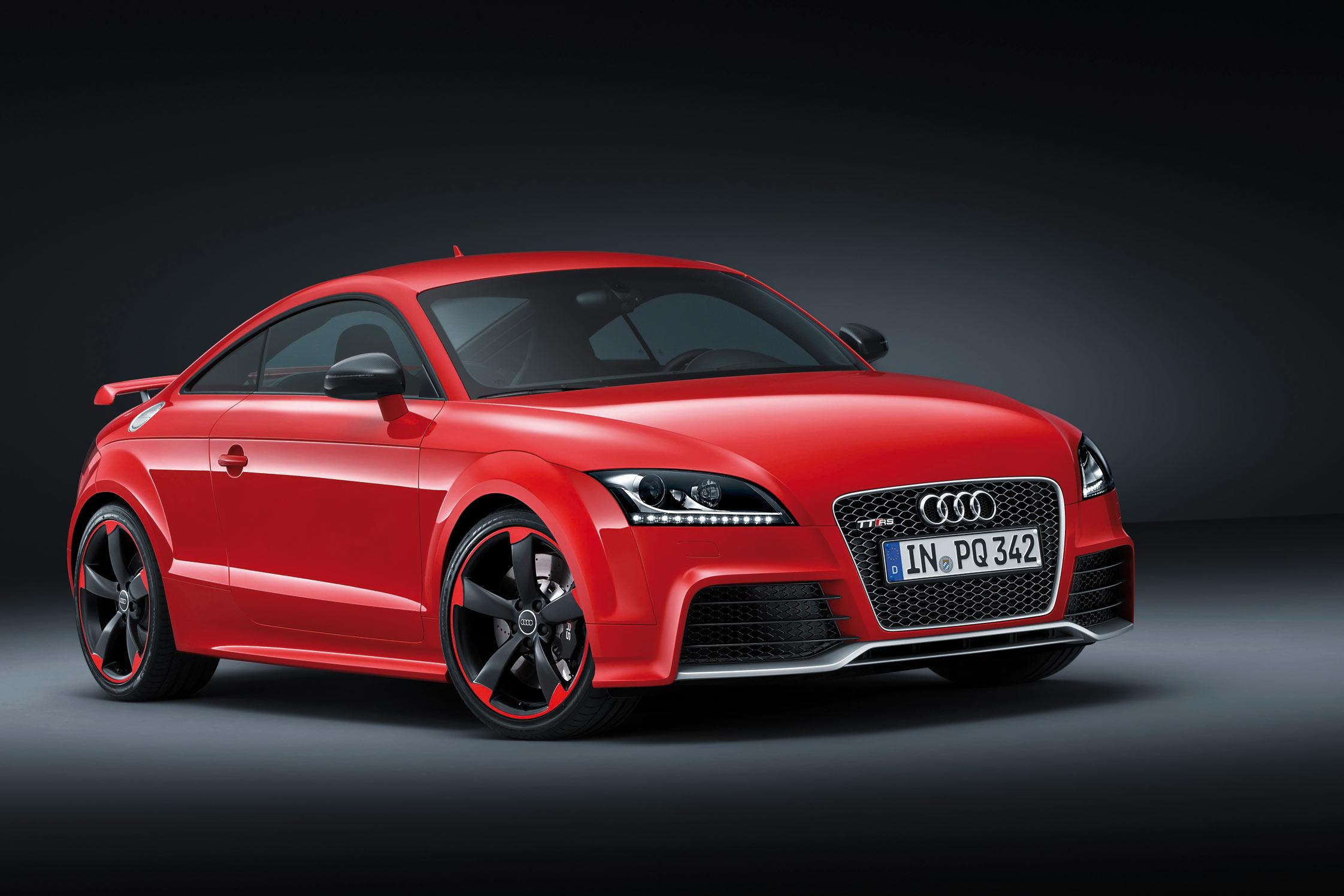 Reprogrammation Audi TT 2.5 TFSI RS Plus 360