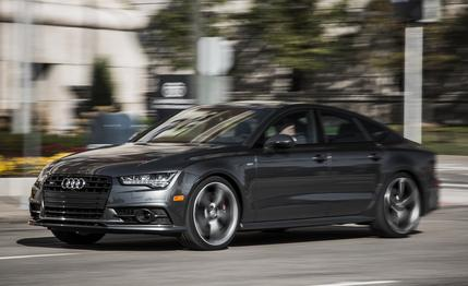 Reprogrammation Audi S7 4.0 TFSI 420