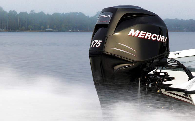 Mercury Marine outboard 175 2500CC 175hp | Tuning Files