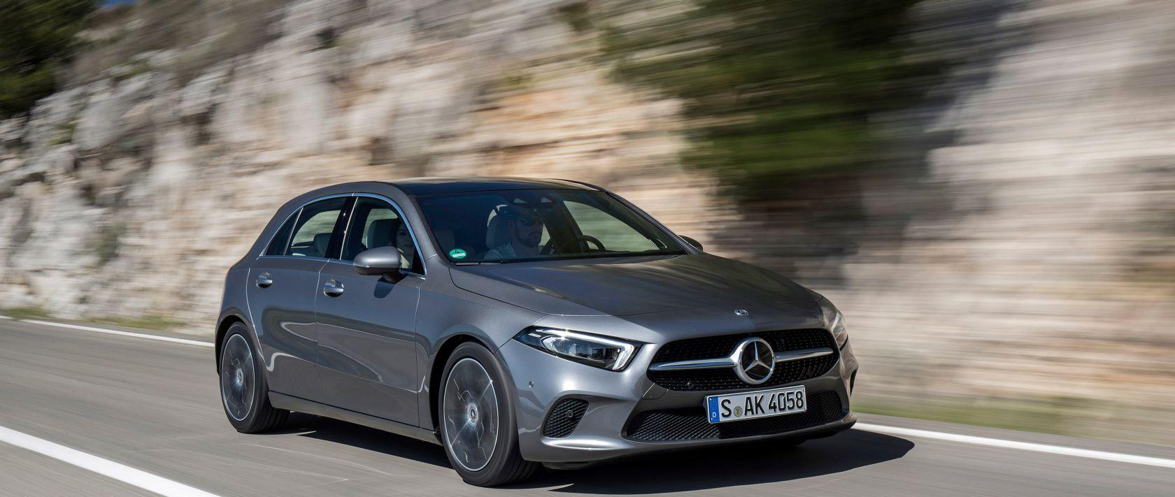 Фильтр высокого качества Mercedes-Benz A 35 AMG 306hp