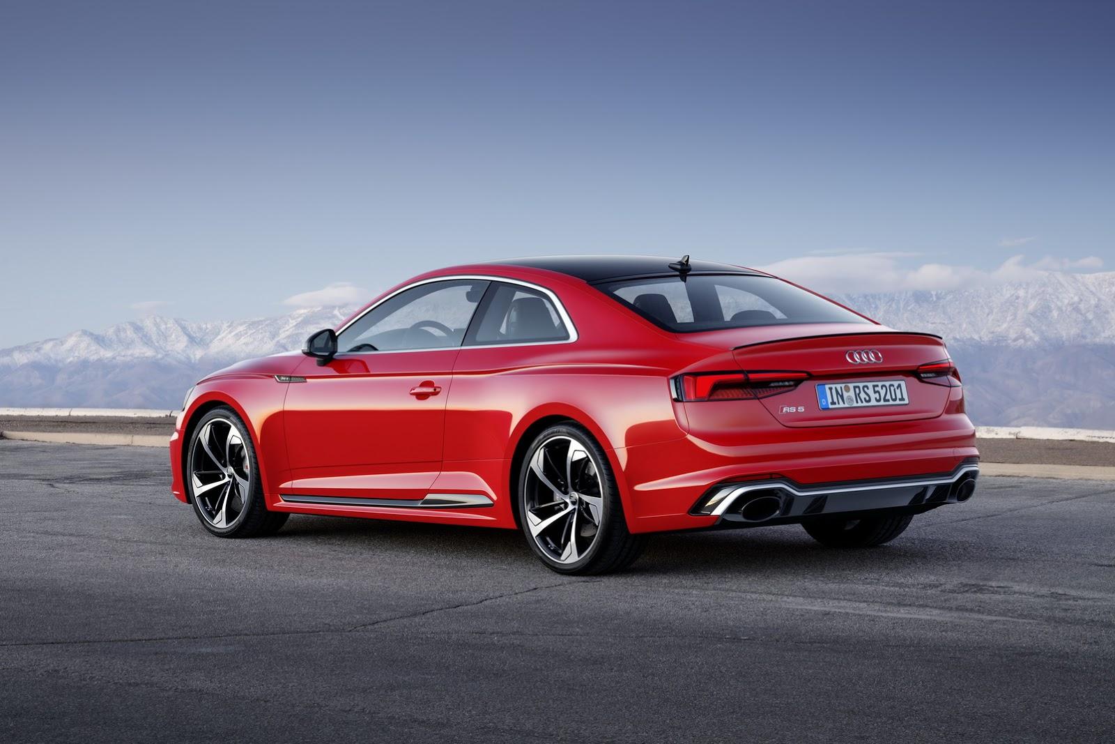 Reprogrammation Audi A5 RS5 2.9 V6 Bi Turbo 450
