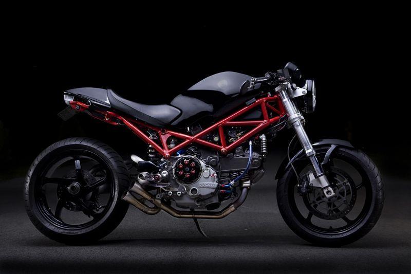 Ducati Monster S2R 78hp | Tuning Files - Reprogrammation