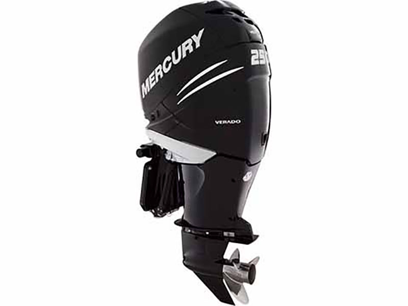 Mercury Marine outboard 250 1500CC 250hp | Tuning Files