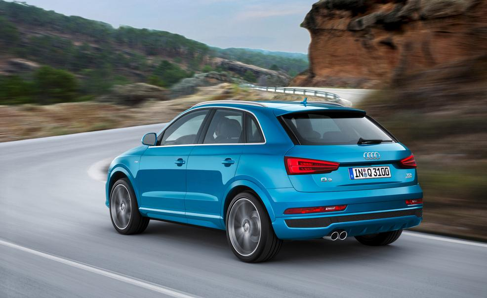 Reprogrammation Audi Q3 2.5 TFSI Performance 367