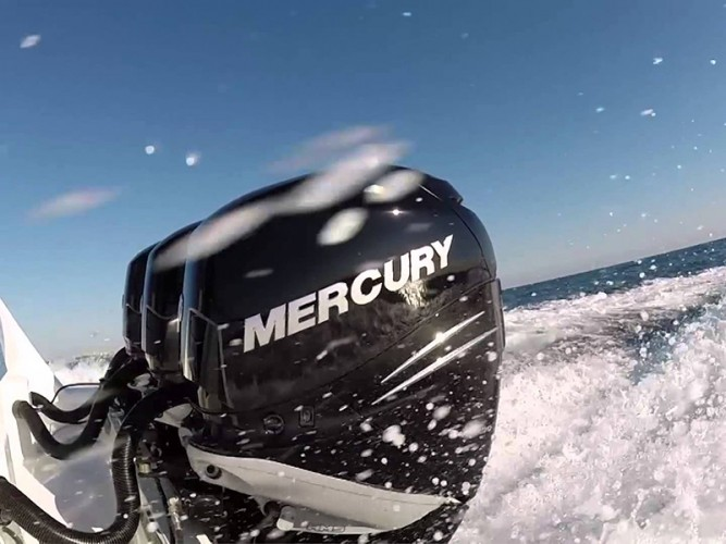 Mercury Marine outboard 135 2500CC 135hp | Tuning Files