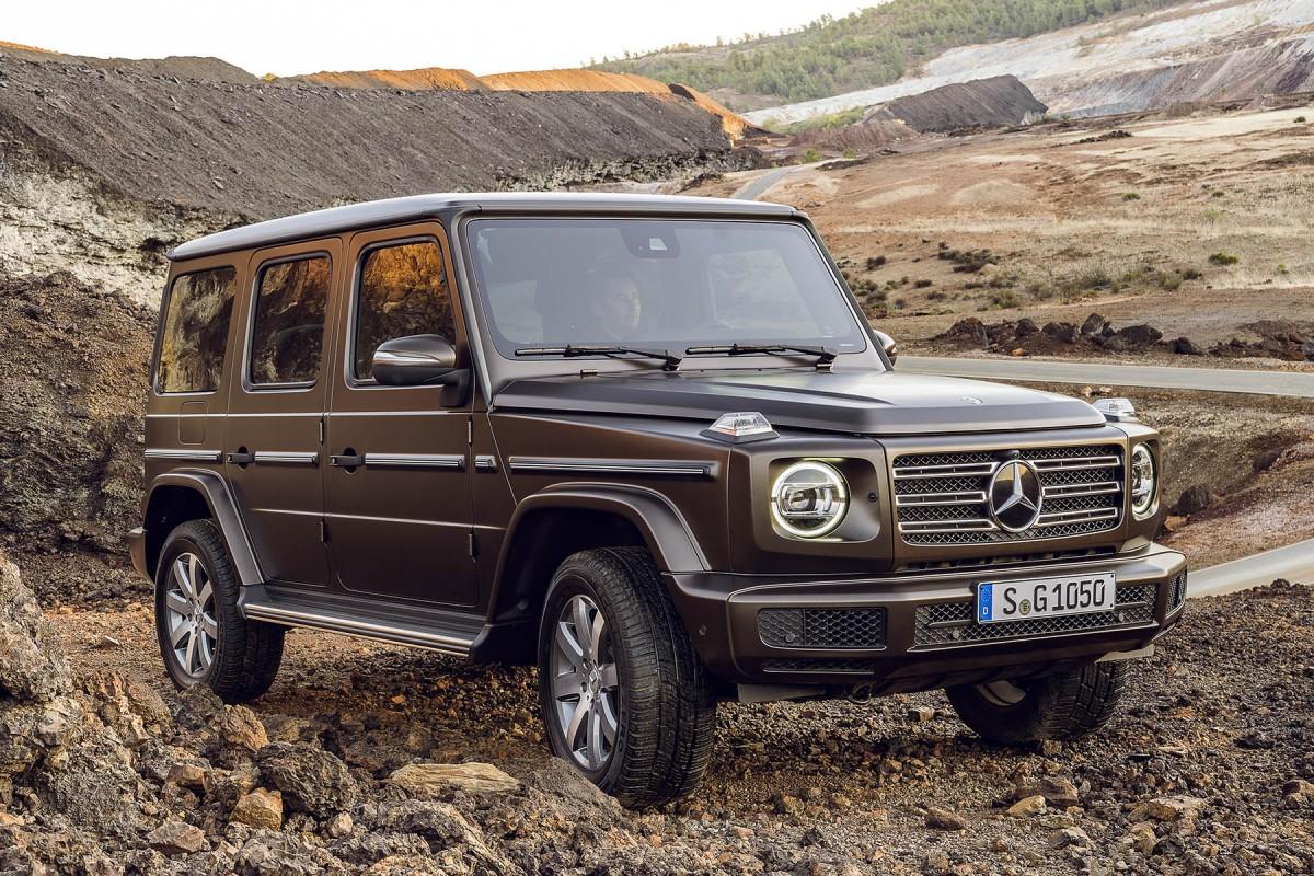 Reprogrammation Mercedes-Benz G 500 - (4.0)V8 Bi-Turbo 422