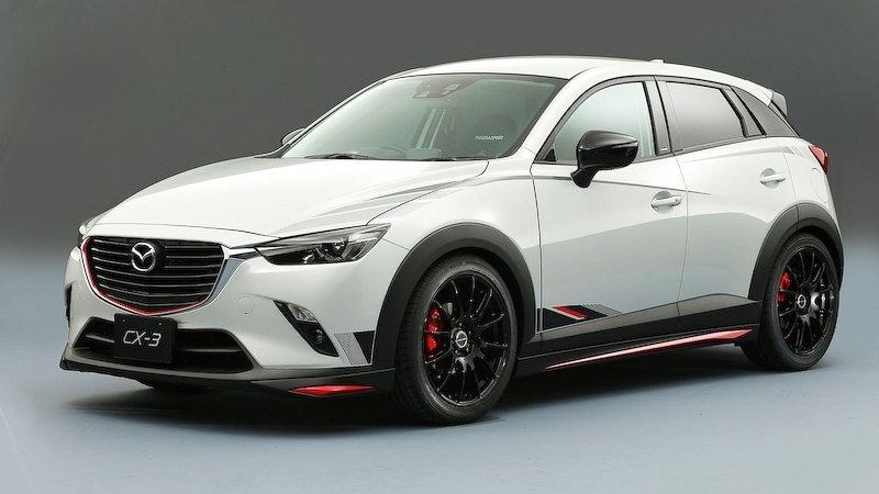 High Quality Tuning Files Mazda CX-3 2.0 Skyactiv-G 120hp