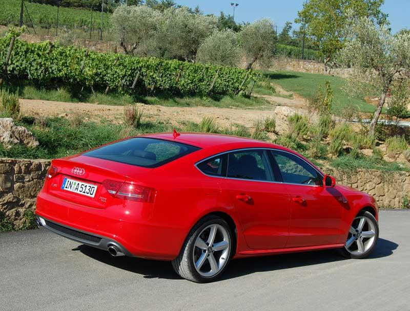 Reprogrammation Audi A5 2.0 TFSI 211