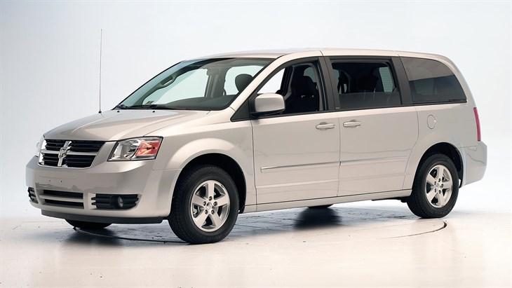 Reprogrammation Dodge Caravan 3.6 V6  283