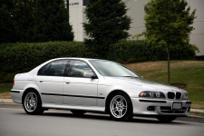 Tuning Files BMW 5 serie (E39) 530d  184hp