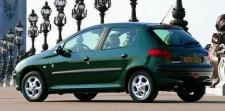高品質チューニングファイル Peugeot 206 1.4i  75hp