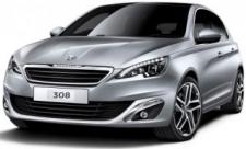 Sintonizzazione dei file Peugeot 308 1.6 HDi 115hp