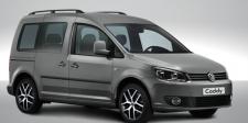 Tuning Files Volkswagen Caddy 2.0 TDI CR 150hp